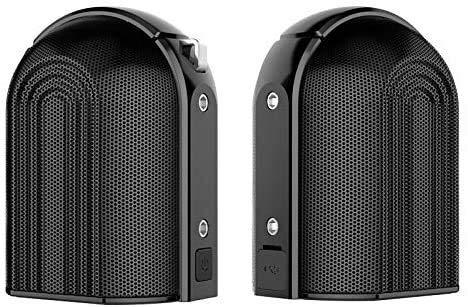 WHSS decoraciones para el hogar HHY Altavoz Bluetooth Inalámbrico Inteligente Audio Dual