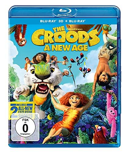 Produktbild von Die Croods - Alles auf Anfang (Blu-ray 3D) (+ Blu-ray 2D)