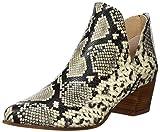 Unisa Women's Cowboy Boots, Multicolour Ivory Ivory, 6