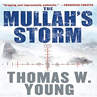 The Mullah's Storm audiobook cover art