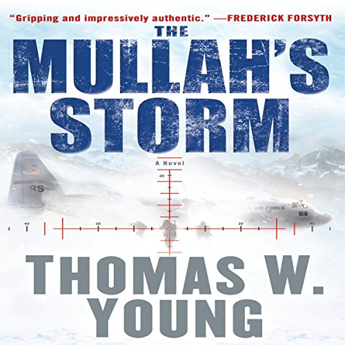 The Mullah's Storm audiobook cover art