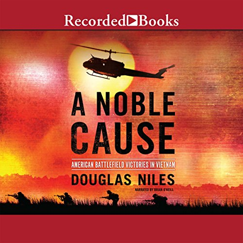 A Noble Cause cover art