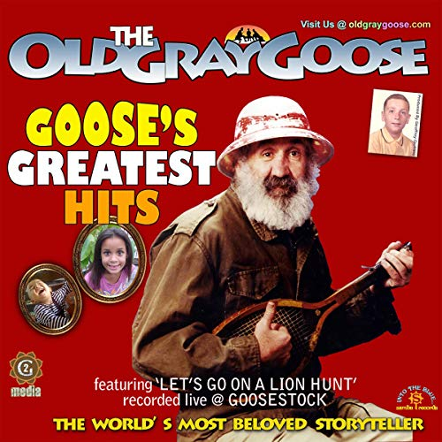 Goose's Greatest Hits cover art