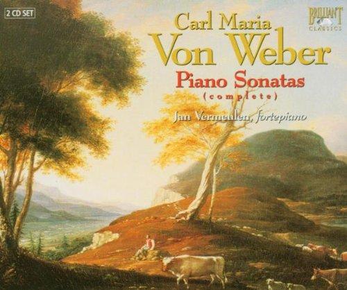 Carl Maria von Weber: Piano Sonatas