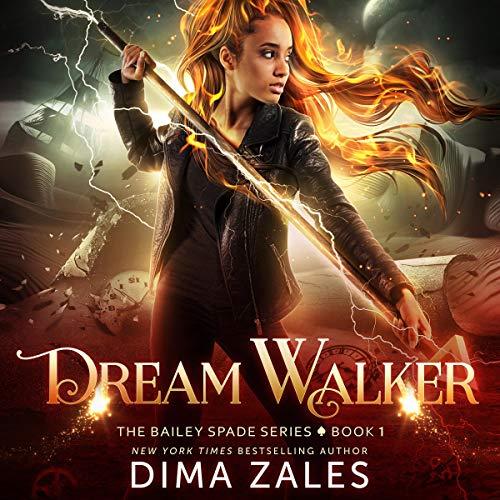 Couverture de Dream Walker