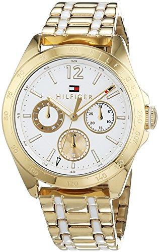 Tommy Hilfiger Damen-Armbanduhr Sophisticated Sport Analog Quarz Edelstahl beschichtet 1781665