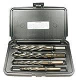 Viking Drill and Tool 12270 CR-4SP 4 piece Set Type 50-UB Standard Flute Magnum Super Premium Car Reamer