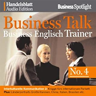Business Talk English Vol. 4 Titelbild