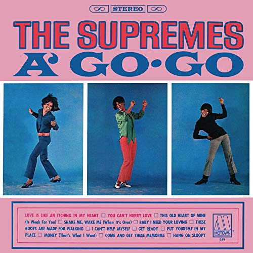 The Supremes a' Go-Go (2cd)