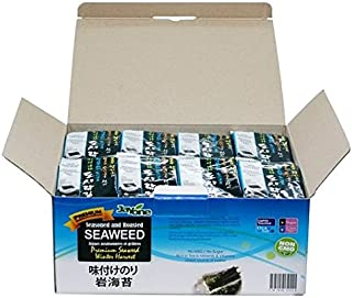Jayone Seaweed, Roasted and Lightly Salted, 0.17 Ounce (Pack of 24)