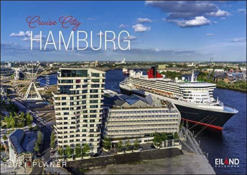CruiseCity Hamburg Kalender 2021