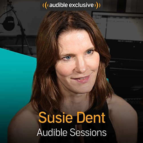 Susie Dent audiobook cover art
