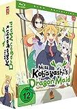 Miss Kobayashi's Dragon Maid - Vol. 1 - [Blu-ray] - Limited Edition + Sammelschuber