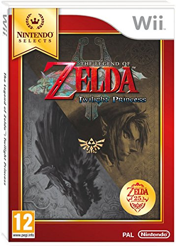 Nintendo The Legend of Zelda: Twilight Princess, Wii videogioco Nintendo Wii Inglese