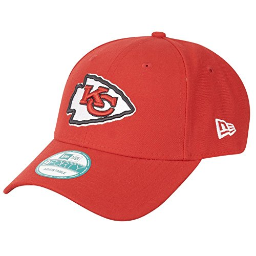 New Era 9Forty Cap - NFL League Kansas City Chiefs rot