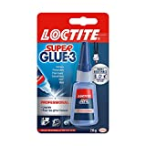 Loctite Super Glue-3 Professionnel, colle forte grand format pour larges applications, colle liquide...