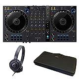 Pioneer DJ DDJ-FLX6 + ATH-S100BK ヘッドホン SET