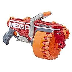 Megalodon Nerf N-Strike Mega Toy Blaster with 20 Official Mega Whistler Darts