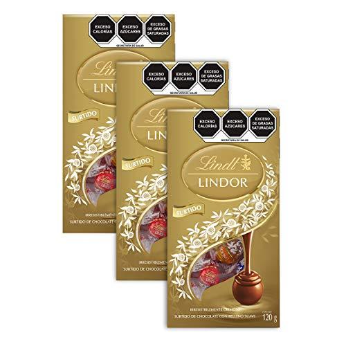 chocolate lindt rojo fabricante LINDT & SPRUNGLI