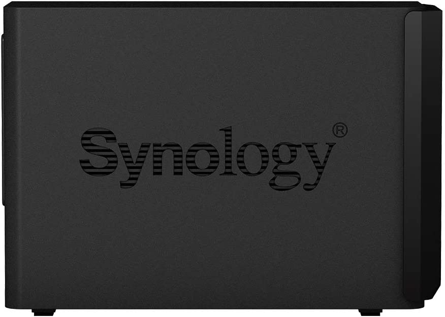 2-Bay 16TB Bundle mit 2X 8TB IronWolf ST8000VN0004 Synology DS220
