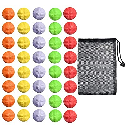 40 Pack Foam Golf