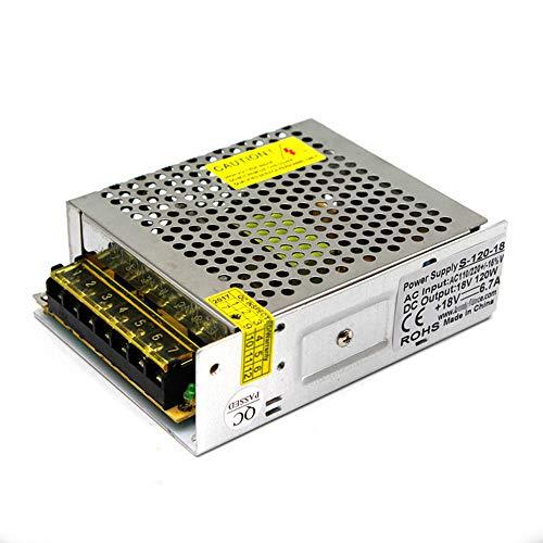 18V 6.7A 120W LED Fahren Schaltnetzteil Die Industrielle Energieversorgung Monitor - ausrüstungen Motor Transformator CCTV 110/220VAC-DC18V Switching Power Supply 120 Watts