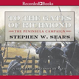 To the Gates of Richmond audiobook cover art
