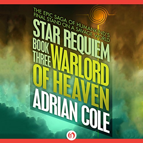 Warlord of Heaven audiobook cover art