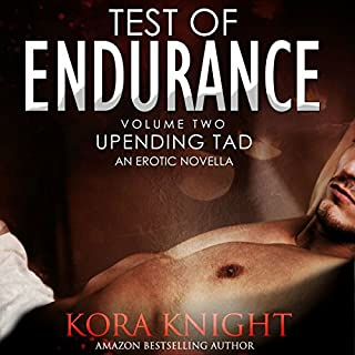 Test of Endurance audiobook cover art