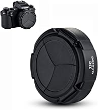 Auto Lens Cap JJC Camera Automatic Lens Cap Cover for Canon PowerShot G1 X Mark III with 3 Auto Leaves
