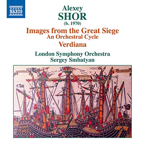 Images from the Great Siege (Version for Orchestra): IX. St. Elmo Barcarolle