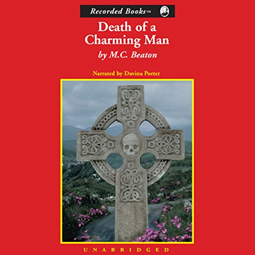 Death of a Charming Man Titelbild