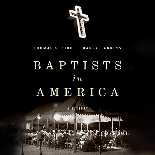 Baptists in America audiobook cover art