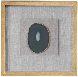 Agate Stone Shadow Box