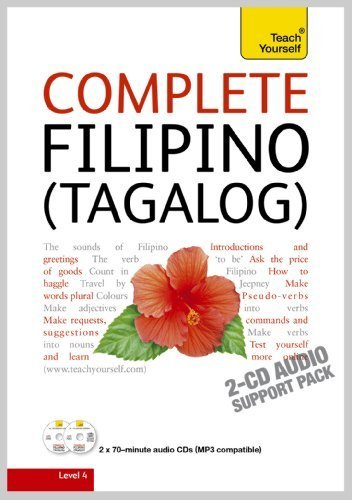 Teach Yourself Complete Filipino (Tagalog) [Audio CD]