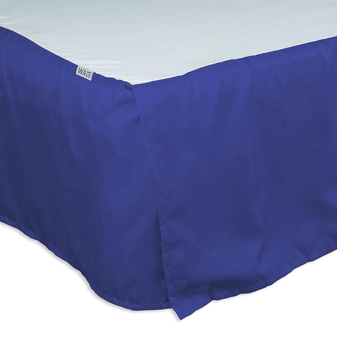 急襲剛性ベンチWaga ベッドスカート 75 gsm Queen (60