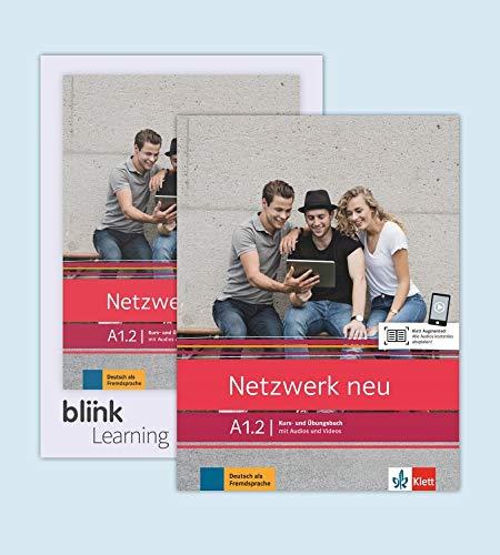 Netzwerk neu A1.2 - Media-Bundle: Deutsch als Fremdsprache. Kurs- und Übungsbuch mit Audios/Videos inklusive Lizenzcode für das Kurs- und Übungsbuch ... (Netzwerk neu / Deutsch als Fremdsprache)
