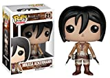 Funko Pop! - Vinyl: Attack on Titan: Mikasa Ackermann (4363)