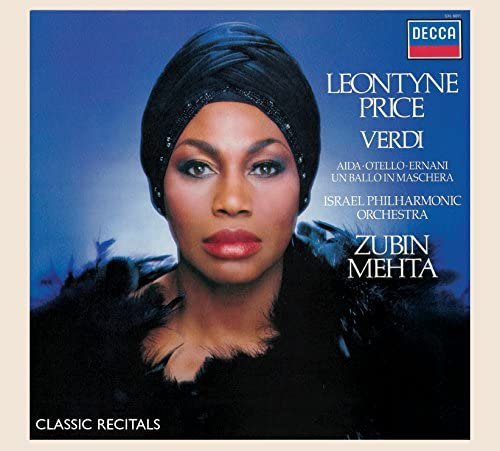 Leontyne Price, Israel Philharmonic Orchestra & Zubin Mehta