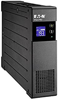 EATON UPS Ellipse PRO 1200 USB FR(rack/tower) - AC 230 V - 750 Watt - 1200 VA - USB - French 8 Output - 2U - 19inch