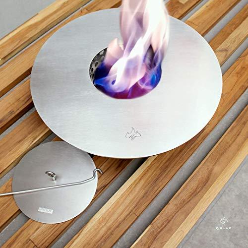 chimenea de bioetanol fabricante HGFIRE
