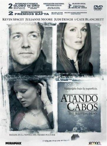 The Shipping News (Blu-Ray) - Audio: English, Spanish – Region 2 – (Import)