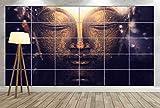 Póster Buda Buda Peace Giant Home Deco salón 252cmX150