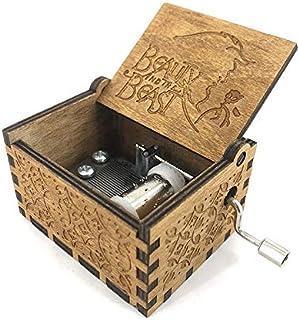 Beauty & The Beast Mini Classic Music Box