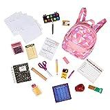 Our Generation BD37326Z - Material de escuela para muñecas , color/modelo surtido