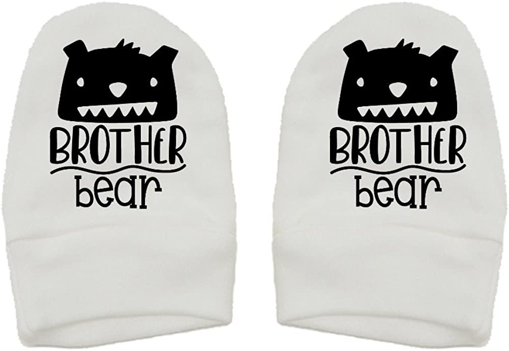 Thick /& Soft Baby Mittens Mashed Clothing Unisex-Baby Brother Bear Fun /& Trendy Thick Premium