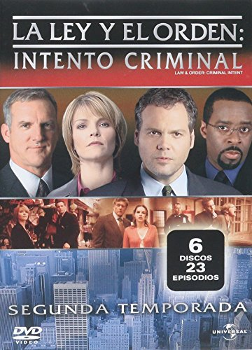 La Ley y El Orden Intento Criminal: T-2(Law And Order - Criminal Inten)