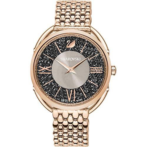 Orologio Crystalline Glam Swarovski da donna tono oro champagne 5452462