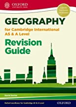 Geography for Cambridge International AS and A Level Revision Guide
