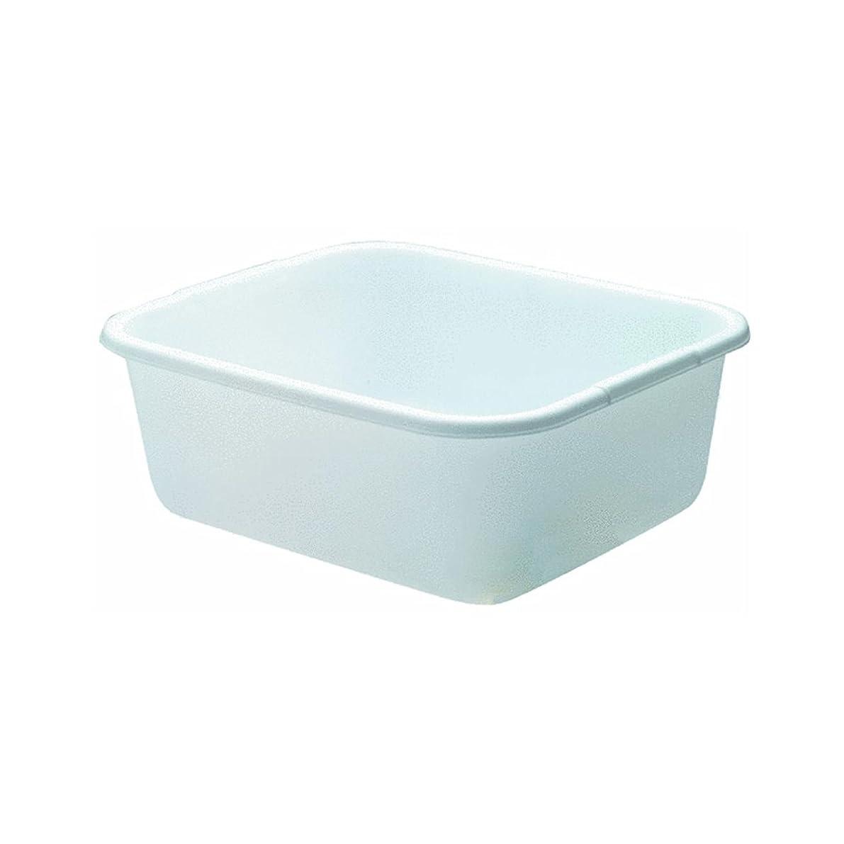 RHP2951ARWHT - Rubbermaid Microban Dishpan, 4.5gal, White